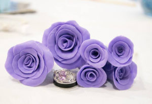 more flowers with rings